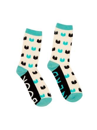 SOCKS-1023_Book-Nerd-unisex-socks_01_1800x1800